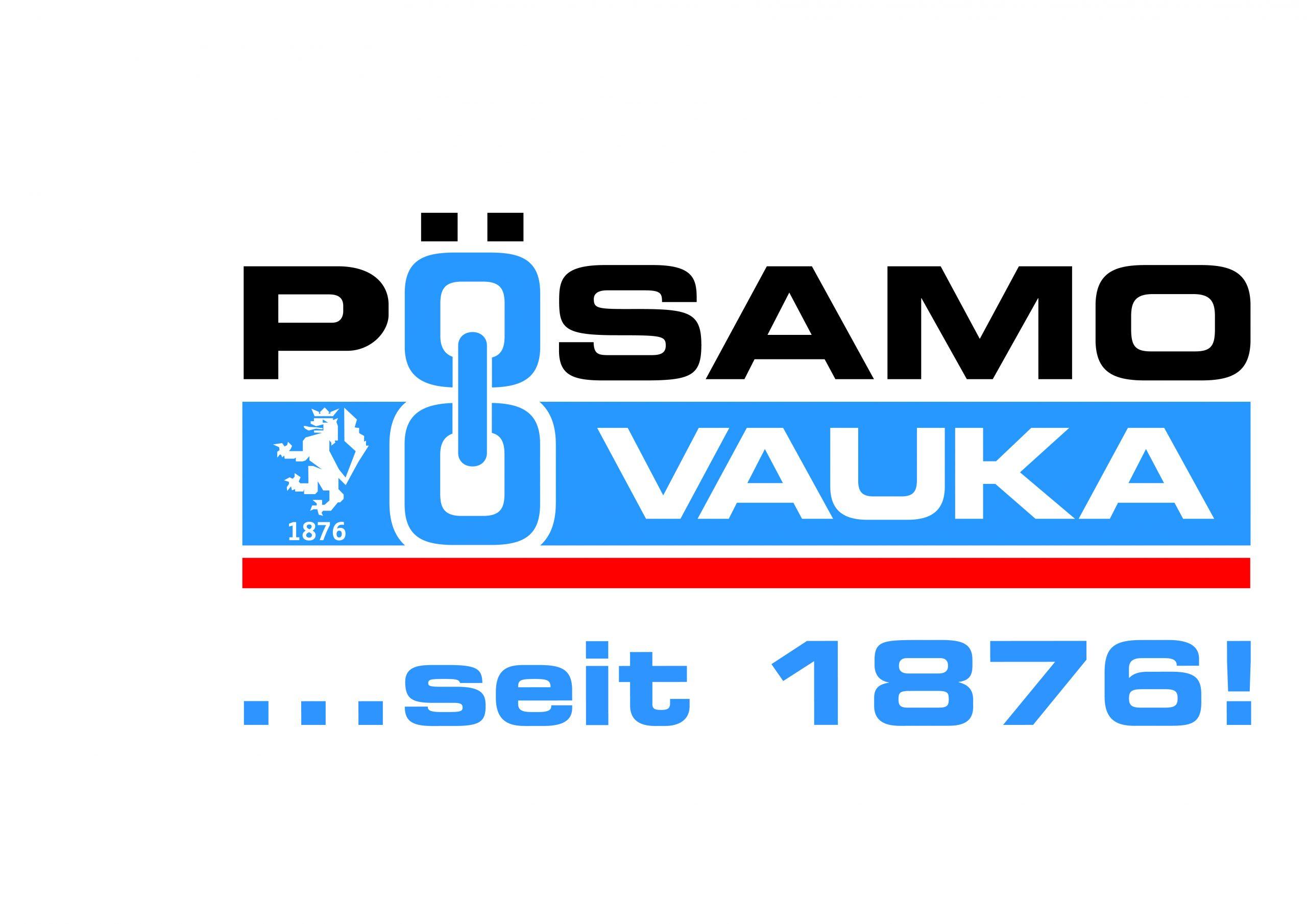 PÖSAMO Logo ...seit 1876!